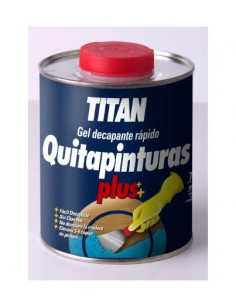 TITAN QUITAPINTURAS PLUS...