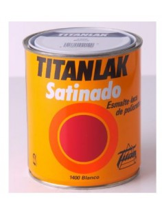 TITANLAK SATINADO 750 ml.
