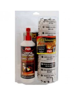 KIT ARRANQUE CHIMENEAS PQS
