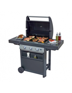 BARBACOA GAS 3 SERIES...