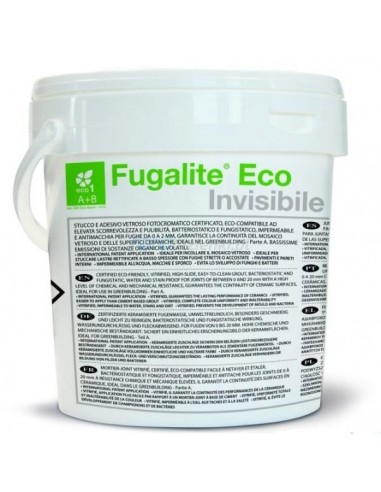 FUGALITE ECO INVISIBLE A+B 3KG.