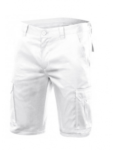 BERMUDAS BLANCAS STRETCH...